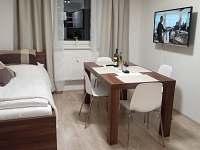 obývací pokoj apartmán 5 - Loučná nad Desnou