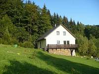 ubytování Šumpersko na chatě k pronájmu - Velké Vrbno