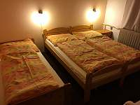 Pokoj č.1 - Rudná pod Pradědem