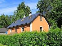 Chalupa k pronajmutí - dovolená Olomoucko rekreace Huzová
