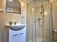 koupelna - apartmán ubytování Jeseník