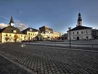 náměstí Jeseník - pronájem apartmánu