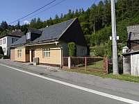 Chalupa ubytování v obci Ostrovské Předměstí