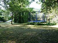 Trampolína 366cm - Bušín