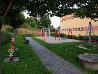 Veřejné dětské hřiště - Bušín