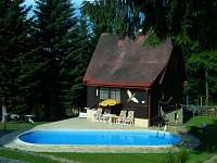 Chata k pronajmutí - dovolená Lom Vycpálek rekreace Bobrovník