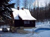 Chata Jesanka zima