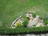 Zahrada - chata k pronájmu Rapotín