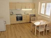 Kuchyňský kout - apartmán k pronájmu Horní Lipová