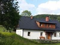 Chalupa ubytování v obci Horní Boříkovice