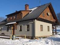 ubytování  na chatě k pronajmutí - Vernířovice