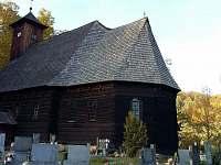 kostel v Žárové -