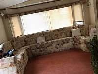 obývací pokoj - chata ubytování Loučná nad Desnou