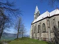 kostel na Boží hoře
