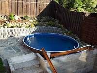 Bazén - chata k pronajmutí Loučná nad Desnou