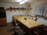 Kuchyn1 - chata k pronájmu Loučná nad Desnou