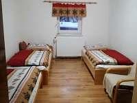 Ložnice1 - chata k pronajmutí Loučná nad Desnou