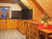 Apartmán Švýcárna - kuchyně - Loučná nad Desnou