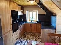 Apartmán Švýcárna - kuchyně detail - Loučná nad Desnou