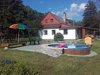 Verniřovice jarní prázdniny 2021 pronajmutí