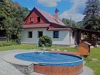 Levné ubytování Koupaliště Rapotín Chalupa k pronájmu - Verniřovice