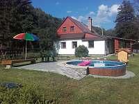 Chalupa k pronájmu - dovolená Koupaliště Rapotín rekreace Verniřovice