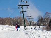ski areal brněnka