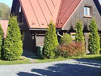 Chata u Konrada ve Zlatých Horách - k pronájmu