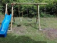 Chalupa Baletka - dětské hřiště