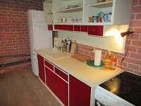 Chalupa Baletka - kuchyň