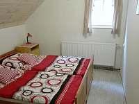 Chalupa Baletka - ložnice 2 postele
