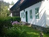 Chalupa k pronajmutí - dovolená Rychlebské hory rekreace Ostružná - Petříkov