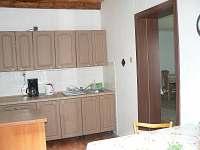 kuchyně - pronájem chalupy Rejvíz
