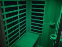 Infra sauna - Křišťanovice