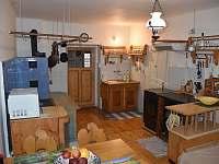 Slezskachalupa Křišťanovice, Kuchyně - k pronajmutí