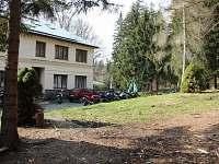 ubytování Sjezdovka Horní Guntramovice Penzion na horách - Moravský Beroun