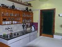 kuchyňka - Zlatý Potok