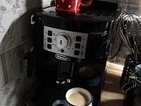 Kávovar - chalupa k pronajmutí Šléglov