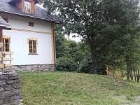pohled od parkoviště - Šléglov