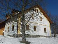 Chaty a chalupy Hynčice pod Sušinou - rybník Úžas v penzionu na horách - Šléglov