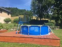 Chata Pohoda - bazén