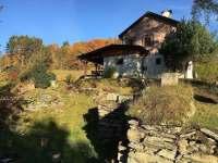 Chata Pohoda Dolní Moravice, podzim