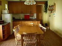 Kuchyň - jídelna