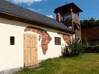 Sauna a rozhledna