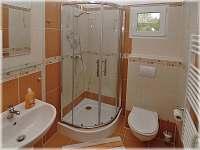 koupelna v apartmánu - Dolní Moravice