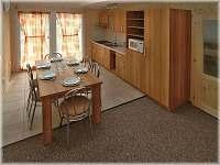 kuchyňský kout - apartmán ubytování Dolní Moravice