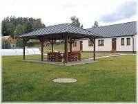 zahradní altán - apartmán k pronájmu Dolní Moravice