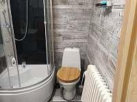 Koupelna + WC - Bělá pod Pradědem - Domašov