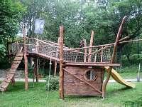 Vysoká u Malé Moravy - chata k pronájmu - 12