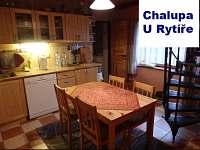 Chalupa U Rytíře - chalupa k pronájmu - 6 Vernířovice